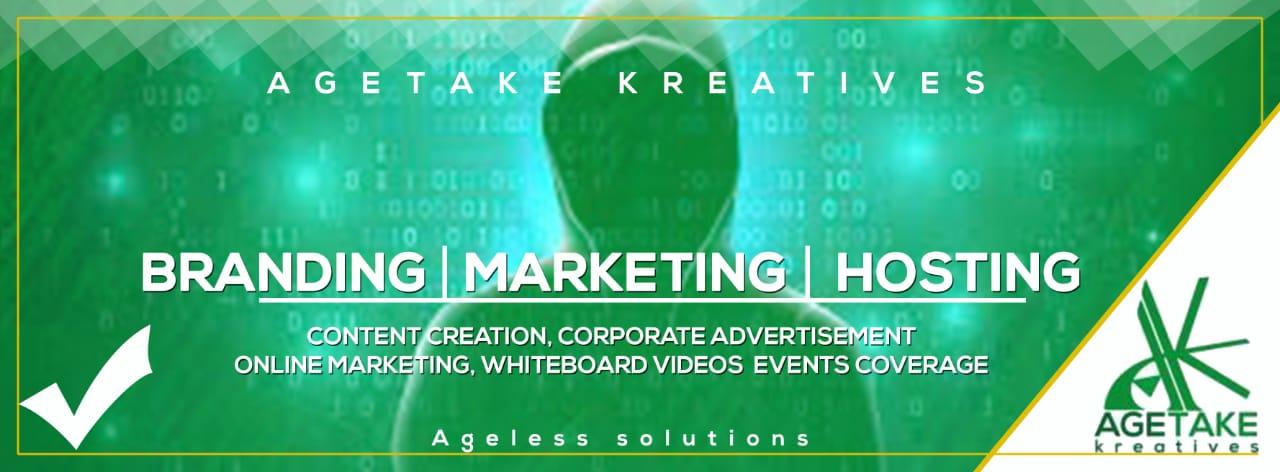 About Agetake Kreatives Digital Marketing Agency